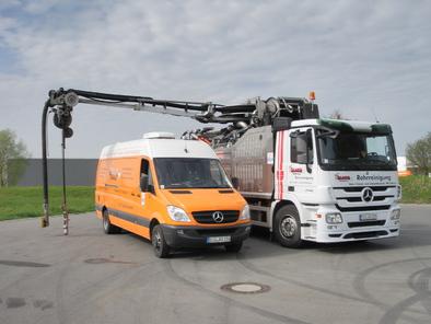 TV-Fahrzeug